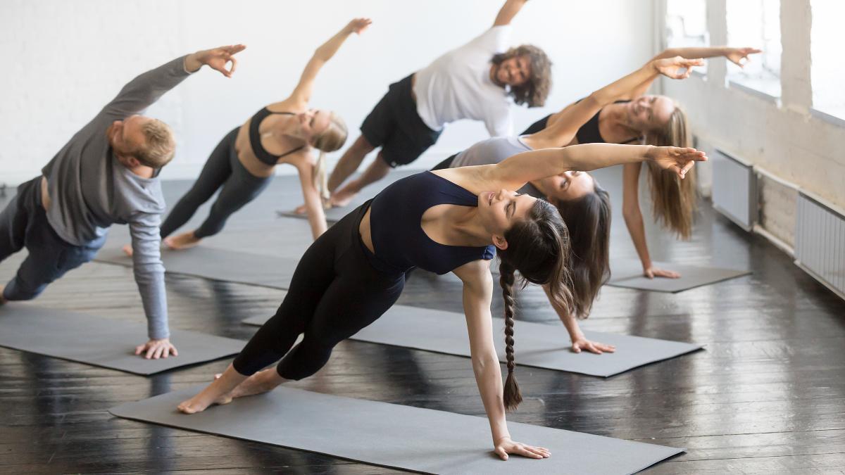 YoGO power joga pre pokročilých