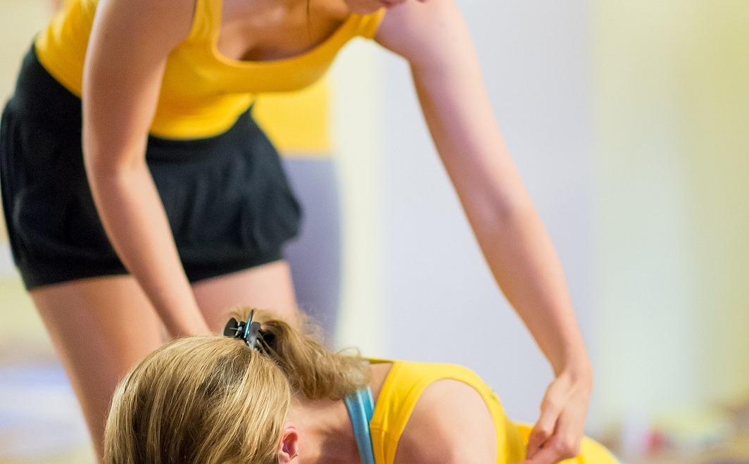 Staň sa inštruktorom jogy